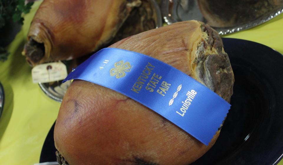 blue ribbon country ham